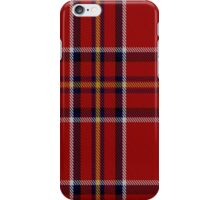 00395 Brodie (W & A Smith) Tartan  iPhone Case/Skin