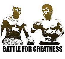 BATTLE FOR GREATNESS by ches98