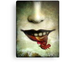 Happy meal Metal Print