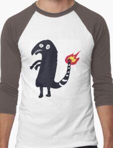 Shartmander Men's Baseball ¾ T-Shirt