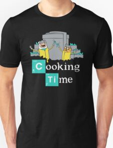 Adventure Time Cooking Time T-Shirt