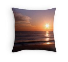 Morning Star Throw Pillow
