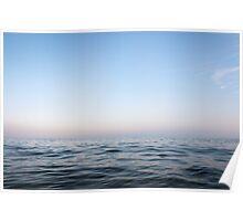 Sea & sky Poster