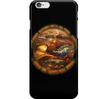 Love Keeps Her In The Air iPhone Case/Skin