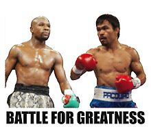 BATTLE FOR GREATNESS, halftone effect by ches98