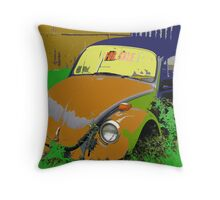 """V W- Oldies But Goodies"" Throw Pillow"