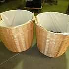 Baskets at Lavender Farm - Gordon. Vic. by EdsMum