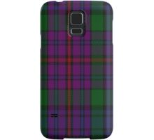 00389 Braid Tartan  Samsung Galaxy Case/Skin