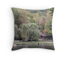 """Blairsville Landscape Throw Pillow"