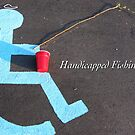 Handicapped Fishing by JpPhotos
