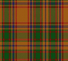 00386 Bird of Paradise Tartan  by Detnecs2013