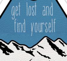 Wanderers Corp. Sticker