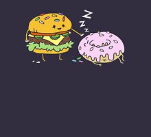Cheeseburger Pranks Doughnut Unisex T-Shirt