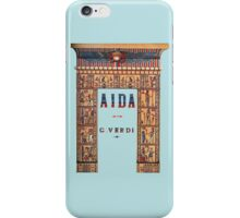 Aida  iPhone Case/Skin