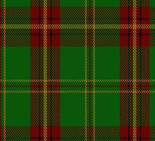 00384 Beard Family Tartan  by Detnecs2013