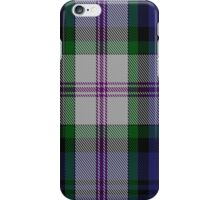 00383 Baird Dress Family Tartan  iPhone Case/Skin
