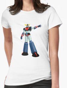 GOLDRAKE  Womens Fitted T-Shirt