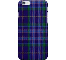 00380 Aryshire T.B Tartan iPhone Case/Skin