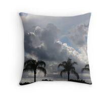 """Florida Skies"" Throw Pillow"