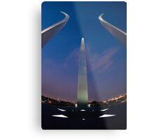 U.S. Air Force Memorial Metal Print