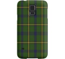 00378 Salvation Army Hunting Tartan  Samsung Galaxy Case/Skin