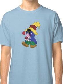 """Cuddles"" with Vivi from FF9 Classic T-Shirt"