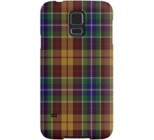 00373 Isle of Arran #3 Tartan  Samsung Galaxy Case/Skin