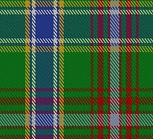00372 Currie of Arran Family Tartan  by Detnecs2013