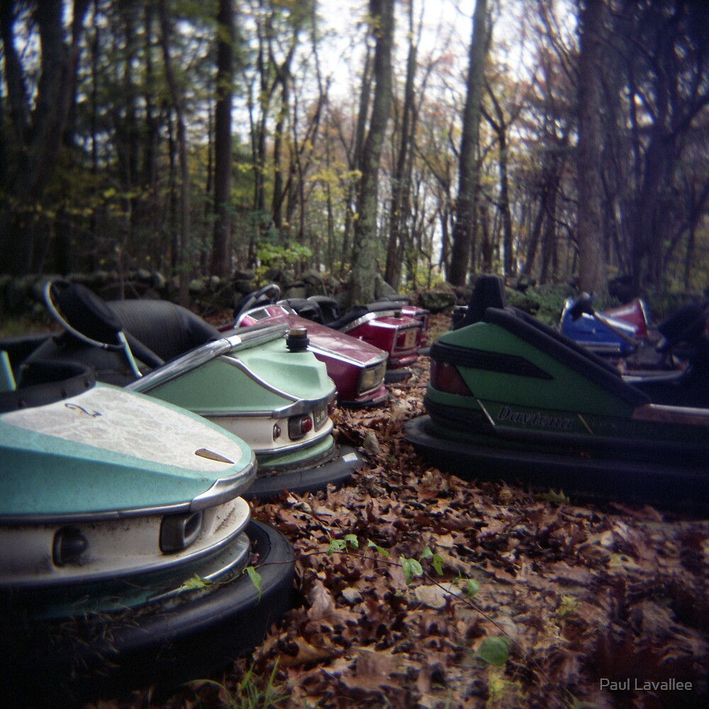 Enchanted Cars by Paul Lavallee