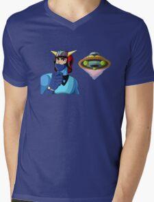Alcor Mens V-Neck T-Shirt