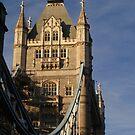 tower bridge by Bimal Tailor