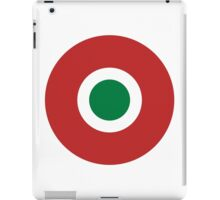 Seychelles Air Force - Roundel iPad Case/Skin