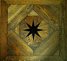 Parquet floor - Louvre by triciamary