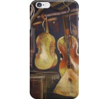 THE WORKSHOP iPhone Case/Skin