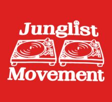 Junglist Movement by benova