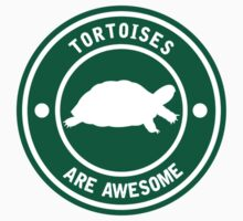Tortoises are awesome (Green) by Iceyuk