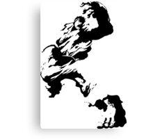 Ryu - Final Round! Canvas Print