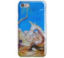 Laying Agonies To Rest iPhone Case/Skin