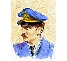 """""""Volando con Visconti"""" Portraits- Adriano Visconti Photographic Print"""