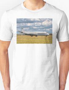 Hawker Siddeley Nimrod R.1 XW665 SIGINT aircraft T-Shirt