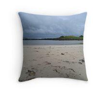 Port Fairy Throw Pillow