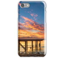 Morning Tide - Cleveland Qld Australia iPhone Case/Skin