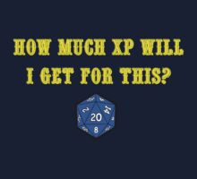 How much XP? by Buleste