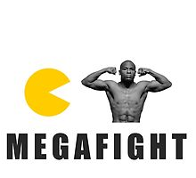 Pacman vs Mayweather by ches98
