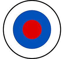 Slovenian Air Force and Air Defence - Roundel Photographic Print