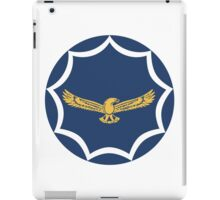 South African Air Force - Roundel iPad Case/Skin