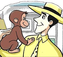 Curious George & MWTYH by Eggcellent Toys
