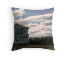 The Cot Throw Pillow