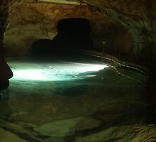 Colours of Jenolan Caves 2 of 3 by Scott Westlake