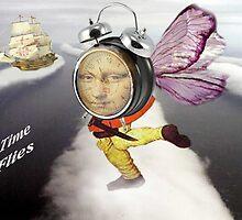 Time Flies by Carol-Anne Kozik